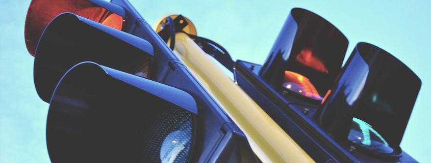 A közlekedési lámpák története